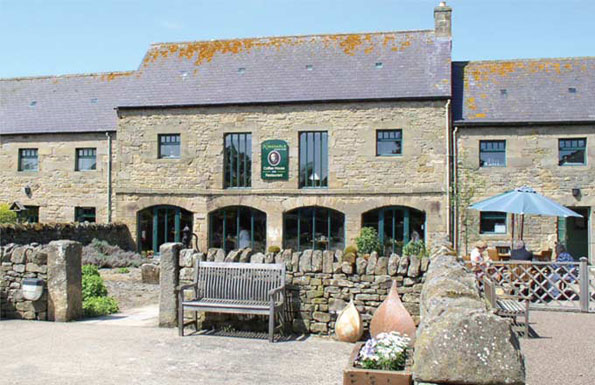 Craft Workshop Space to Let @ Kirkharle Courtyard