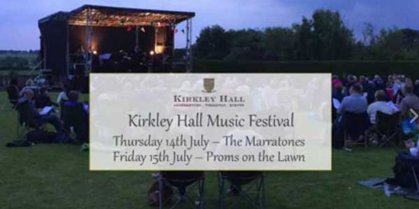 Proms on The Lawn - Friday 15th July