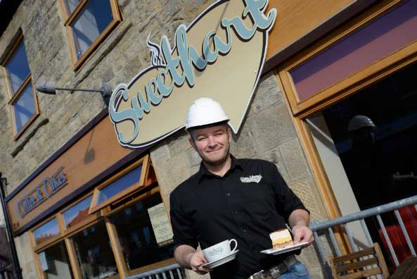 Sweet Success for Builder Turned Baker