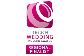 Dissington Hall shortlisted in Wedding Industry Awards